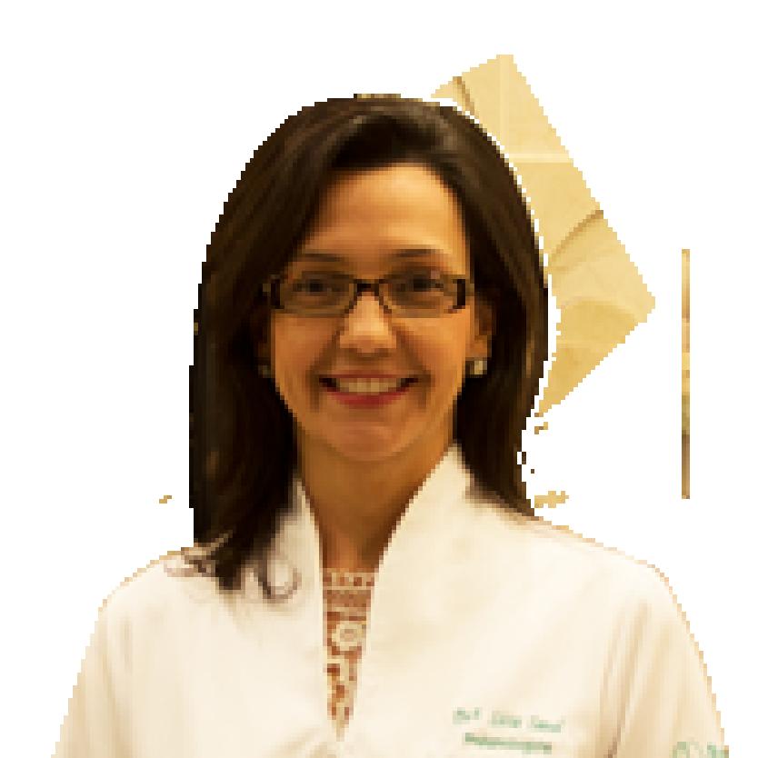 Dra. Lícia Zanol Lorencini Stanzani (CRM/DF: 12821)
