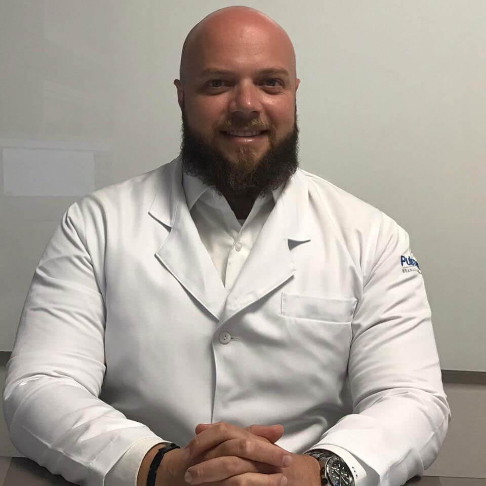 Dr. Thiago Braga (CREFITO/DF: 106263-F)